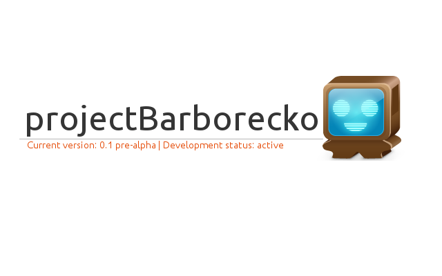 projectBarborecko - site under construction